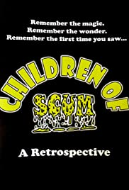Children of Scum: A Retrospective Poster