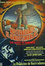 Genii of Darkness Poster