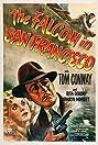 The Falcon in San Francisco (1945) Poster