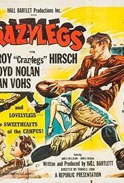 Crazylegs Poster