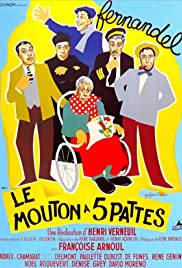 The Sheep Has Five Legs Poster