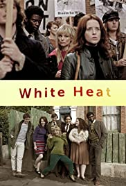 White Heat Poster