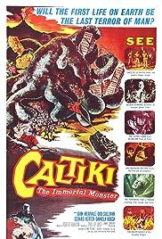Caltiki, the Immortal Monster Poster