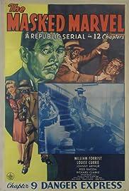 The Masked Marvel Poster