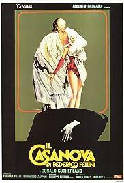 Fellini's Casanova Poster