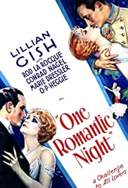 One Romantic Night Poster