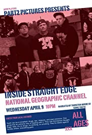 National Geographic: Inside Straight Edge Poster