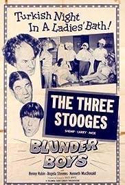 Blunder Boys Poster