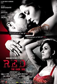 Red: The Dark Side Poster