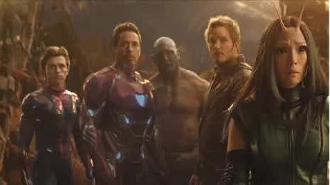 Infinity War Imdb