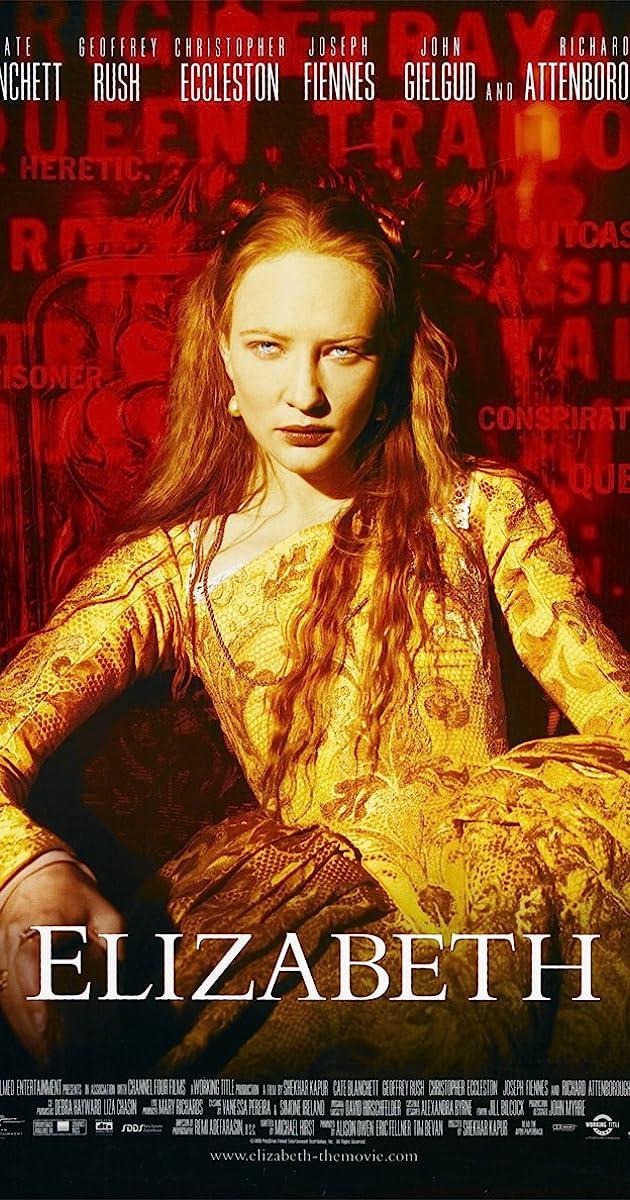 elizabeth 1998 imdb