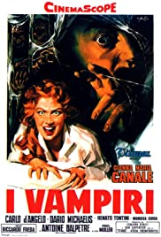 Lust of the Vampire Poster