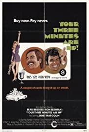 Your Three Minutes Are Up Poster