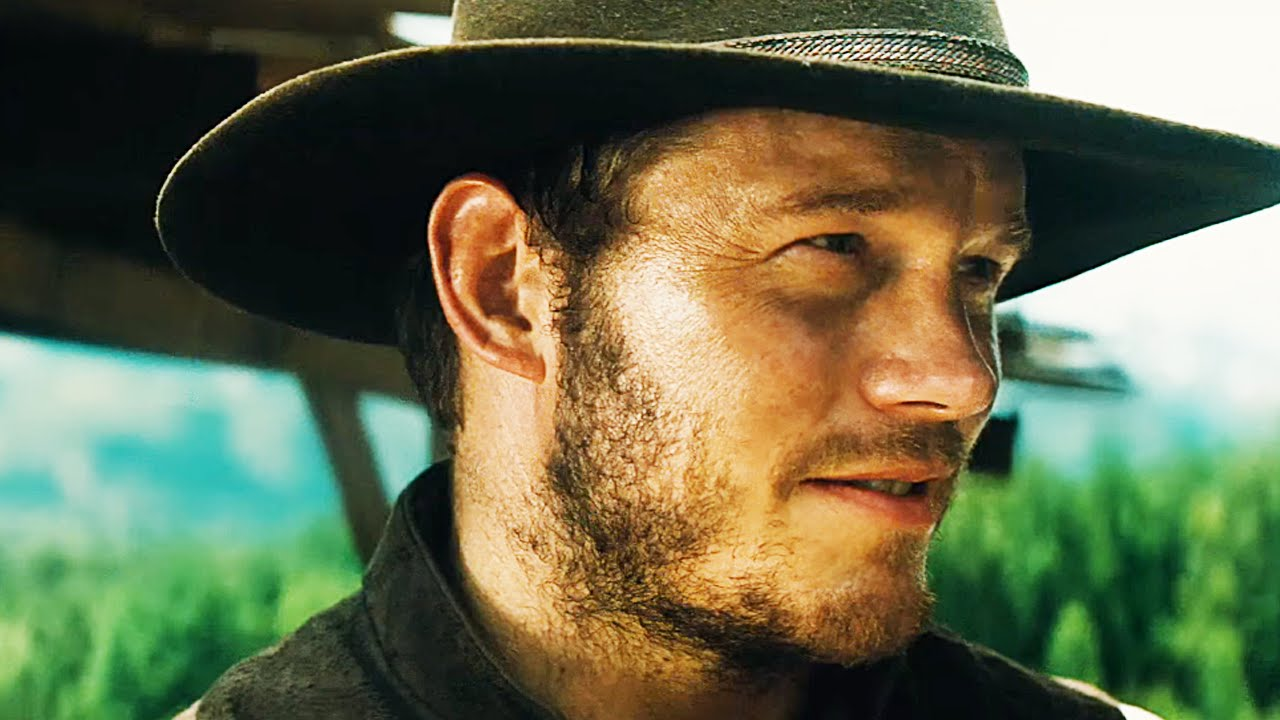 Chris Pratt in The Magnificent Seven (2016)