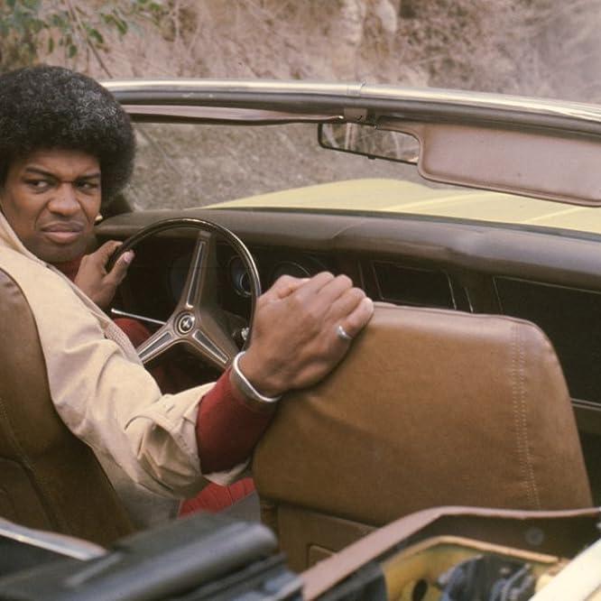 Bernie Casey in Hit Man (1972)