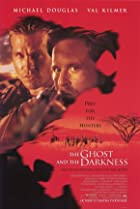 The Ghost and the Darkness (1996) Poster