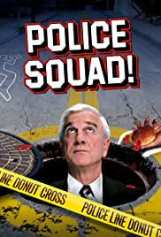 Police Squad! Poster