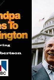 Grandpa Goes to Washington Poster