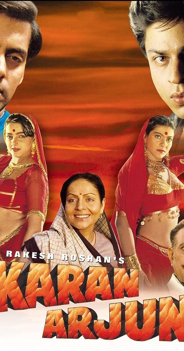 Nackter Bollywood-Künstler