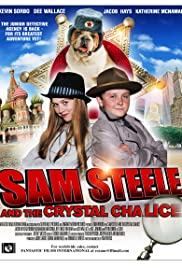 Sam Steele and the Crystal Chalice Poster