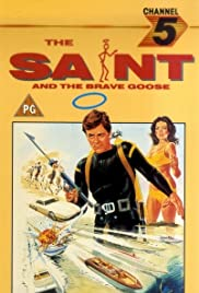 The Saint and the Brave Goose Poster