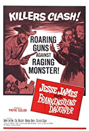 Jesse James Meets Frankenstein's Daughter(1966) Poster - Movie Forum, Cast, Reviews
