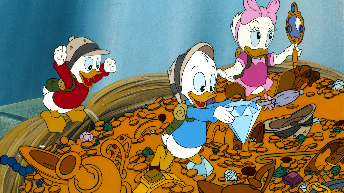Good DuckTales The Movie: Treasure Of The Lost Lamp (1990)