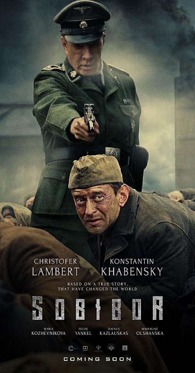 Sobiboras / Sobibor (2018)