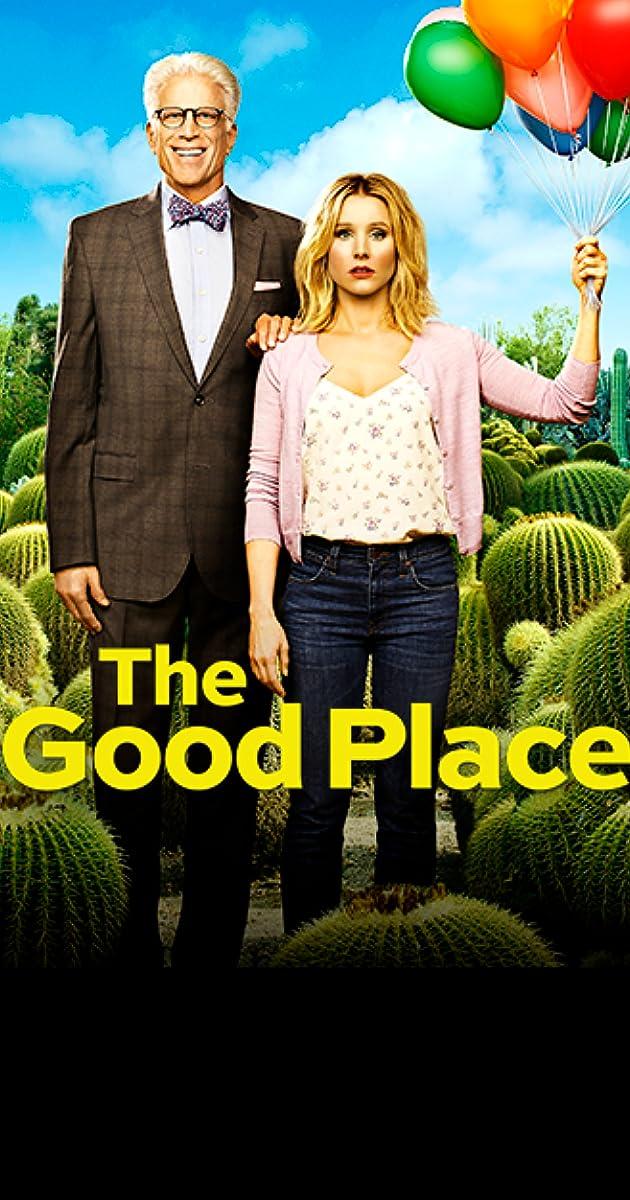 the good place tv series 2016 imdb. Black Bedroom Furniture Sets. Home Design Ideas