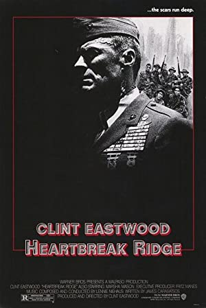 Heartbreak Ridge poster