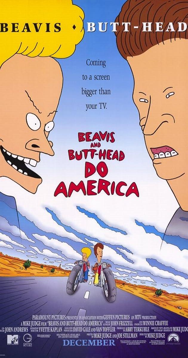 beavis and butthead do america 1996 imdb