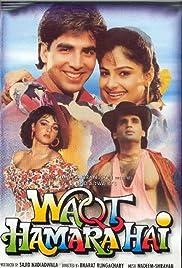 Waqt Hamara Hai 1998 Hindi HDRip 720p 1.5GB AC3 MKV