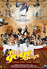 The Go-Go Boys: The Inside Story of Cannon Films Poster