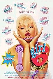 Girl 6 Poster