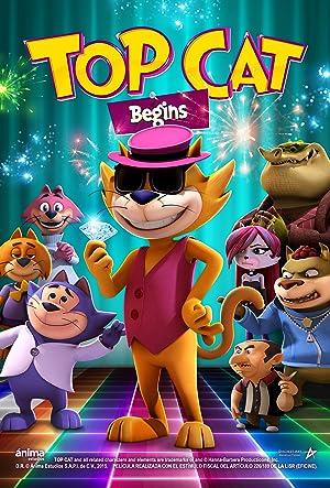 Permalink to Movie Top Cat Begins (2015)