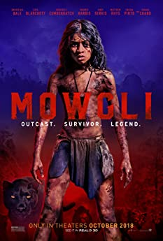 """'Mowgli' director, producer, and star Andy Serkis shares exclusive insight on his adaptation of """"The Jungle Book."""""""