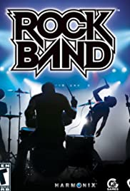 Rock Band Poster