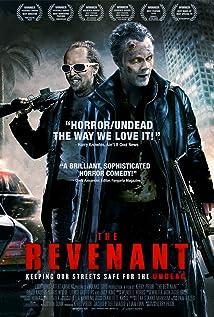 Revenant movie