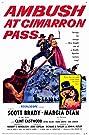 Ambush at Cimarron Pass (1958) Poster