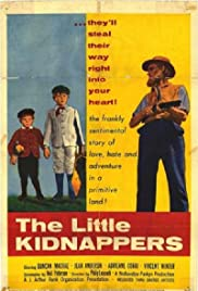 The Little Kidnappers Poster