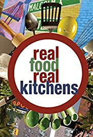 Real Food Real Kitchens Poster