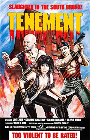 Tenement Poster