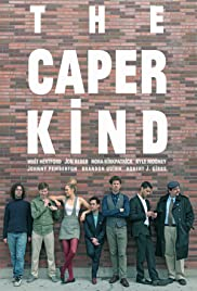 The Caper Kind/Swiss Mistake Poster