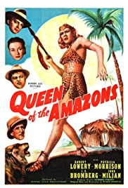 Queen of the Amazons(1947) Poster - Movie Forum, Cast, Reviews