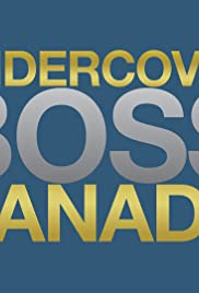 Undercover Boss Canada Poster