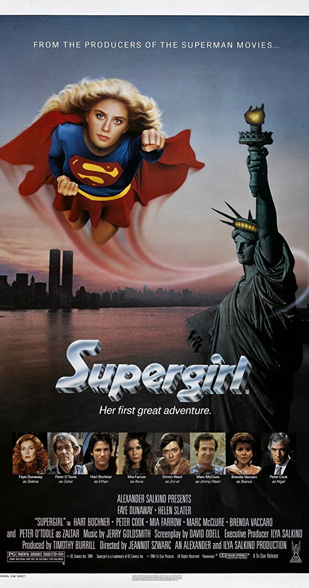 Supergirl Imdb