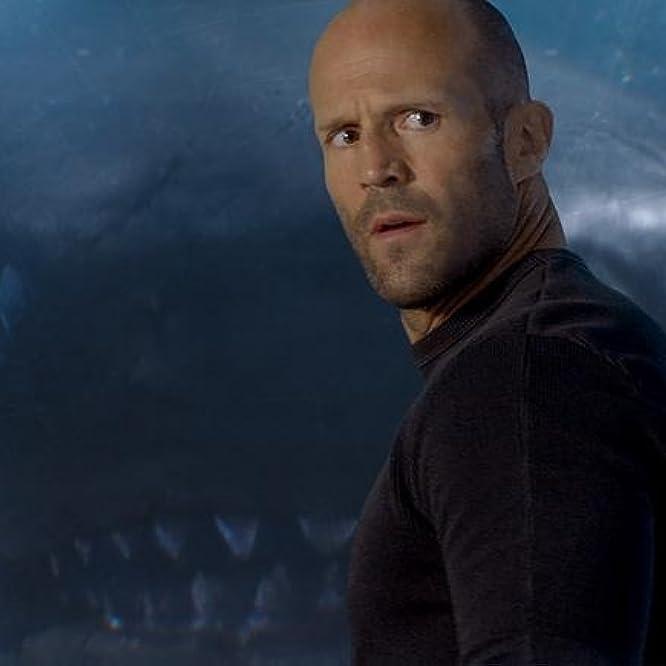 Jason Statham in The Meg (2018)