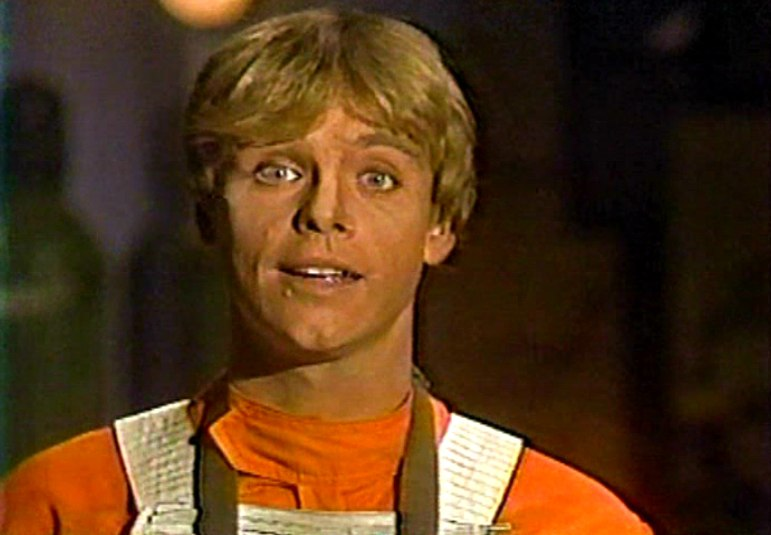 Mark Hamill in The Star Wars Holiday Special (1978)