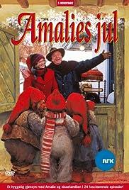 Amalies jul Poster