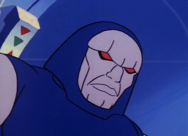 Sílvio Navas in SuperFriends: The Legendary Super Powers Show (1984)